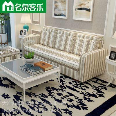 大连软包家具022-3b客厅家具工厂直销大连简约布艺沙发