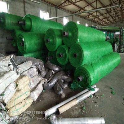 建筑工地盖土网 环保检查用绿网 编制裸土覆盖网