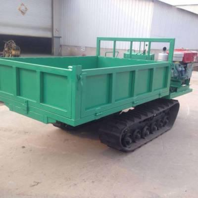四驱履带拖拉机-吊机-12吨小履带吊源头货源售后保证