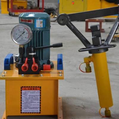 卡博恩直销电动液压钢筋弯圆机 建筑钢筋弯曲机 液压钢筋弯曲机