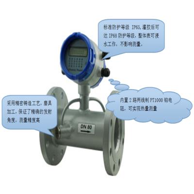 特价销售共辉电子电池供电式超声波流量计GHCSM-DCGD