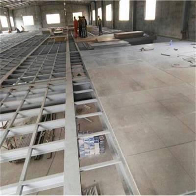南昌三嘉建材25mm水泥纤维板做LOFT钢结构复式阁楼板成市场主流