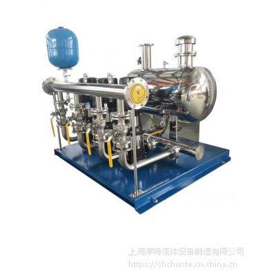 厂家生产无负压变频供水设备/上海无负压变频供水设备
