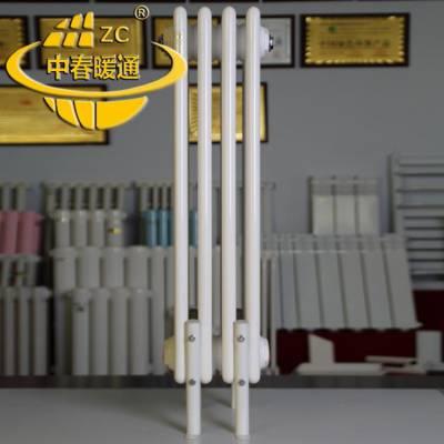 南阳热门钢五柱暖气片厂 QF9D06暖气片 制造工艺优