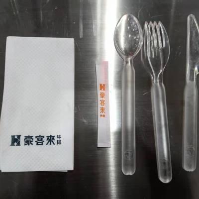 浙江海航可定制全自动套装刀叉勺打包机 纸巾刀叉勺勺打包机