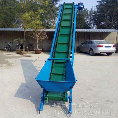 箱装物品装车输送机 水泥发泡板输送机 移动式沙石皮带机定做