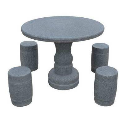 石头桌子价格,石桌石凳。青石,晚霞红大理石椅子