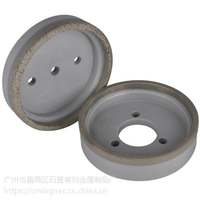 直边轮直边机金刚石磨轮玻璃磨边轮倒角轮磨具厂家直供