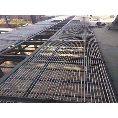 排水不锈钢地沟钢格栅板A防腐钢格栅板厂家直销