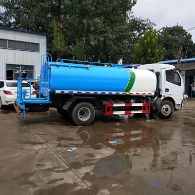 绿化喷洒汽车洒水车厂家销售