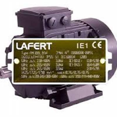 LAFERT伺服马达 B1028I-04208 S/N:914070