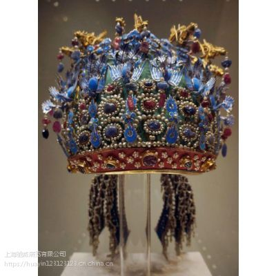 江西龙袍展资源供应商 清朝嘉庆皇帝 玉玺龙袍展