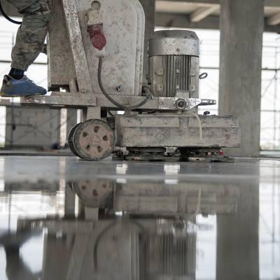 水泥地固化地坪-混凝土硬化地面-尚隆硕地坪工程-施工厂家
