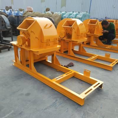 小树枝切碎机2吨每小时110KW耕晖中碎机
