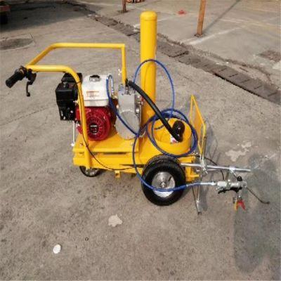 冷喷式划线机 手推划线机 专业路面划线机