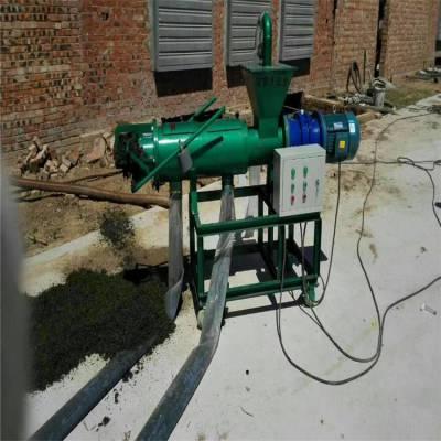 牛粪固液分离机 固液分离脱水机 鸡粪干湿分离机宏瑞规格