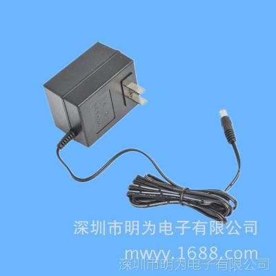 5V 1A阿根廷认证适配器 IRAM线性电源 明为