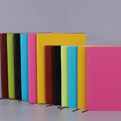 无锡笔记本定制 记事本会议记录本定做 促销展会会议礼品 平装本子