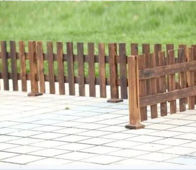 防腐木围栏厂家-辽宁新式的防腐木围栏供应出售