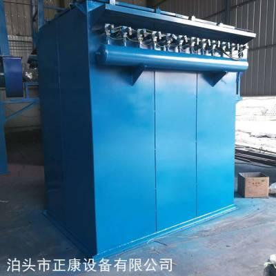 西安MS120脉冲布袋除尘器厂家 除尘器 厂家直销