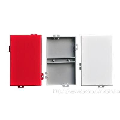 建筑外墙铝单板生产厂家-氟碳幕墙铝单板天花-烤漆铝单板规格定制