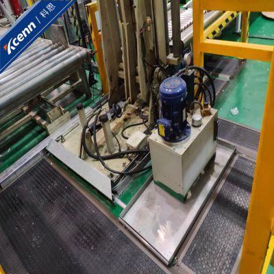 安全地毯地垫脚踏信号开关机器人工作站弯管机防护机器人工作站尺寸可定制