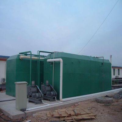 生产 生活污水处理一体化设备 河北除尘设计厂家