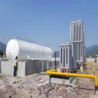 中杰制造立式30立方LNG储罐,LNG天然气储罐型号:CFL/30/0.8