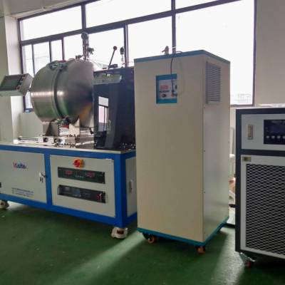 酷斯特科技KZG-50真空中频炉 熔炼炉 感应炉