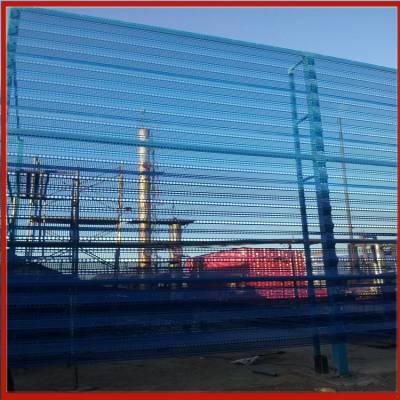 蓝色防风抑尘网 防风固沙网 专业生产挡风抑尘网