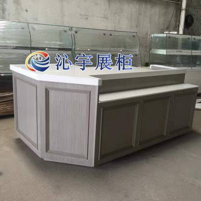 供应沁宇转角大理石优质收银台(SY-1)