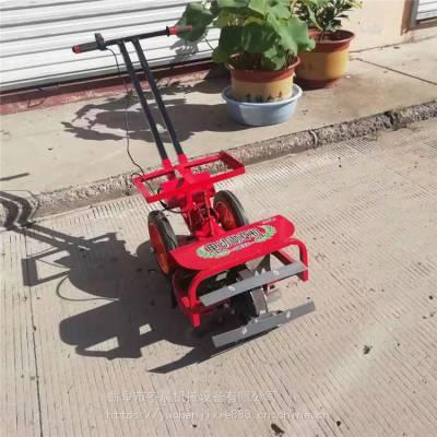 四冲程背负式割灌机打草机 小型割草机除草机宇晨机械 电动锄草机