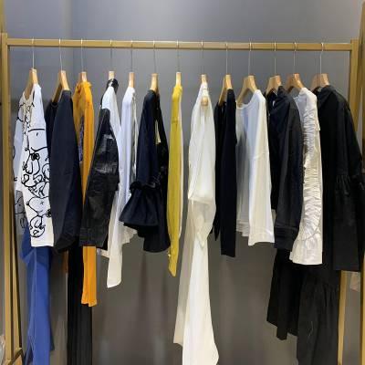 山东包头服装批发市场 广州沙河品牌折扣女装尾货走份 唯众良品
