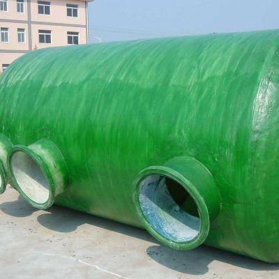 玻璃钢化粪池 隔油池消防池蓄水池 厂家直销