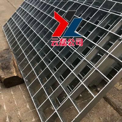 钢构平台成品钢格栅@镀锌成品钢格栅厂家