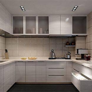 罗湖全铝整体橱柜型材-铝后呈奇家居订制-深圳全铝整体橱柜型材
