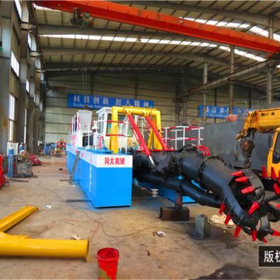 南非12寸绞吸式挖泥船|福建河道清淤船|马来西亚8寸扬吸式挖泥船