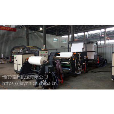 供应JYT-H型热熔胶涂布机/不干胶热熔胶涂布机