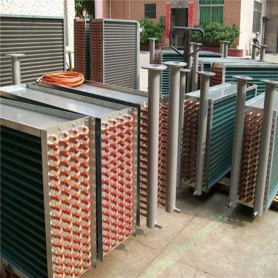 LTS型铜管表冷器 铜管串铝片机械涨管型表冷器厂家