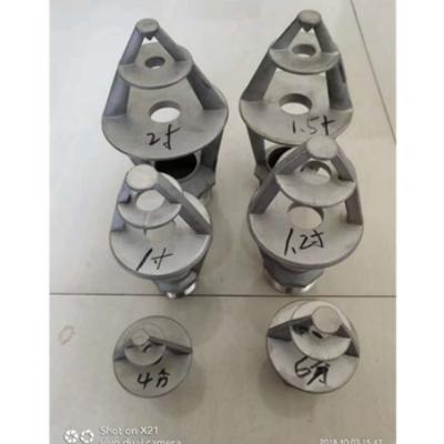 不锈钢花篮式喷头 三溅式喷头价格 DN40不锈钢三盘价格 品牌成信