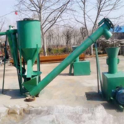 不锈钢淀粉提升机 江门市大豆提升机 石英沙螺旋上料机