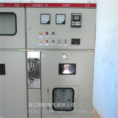 高压开关柜XGN66-12固定式封闭开关设备