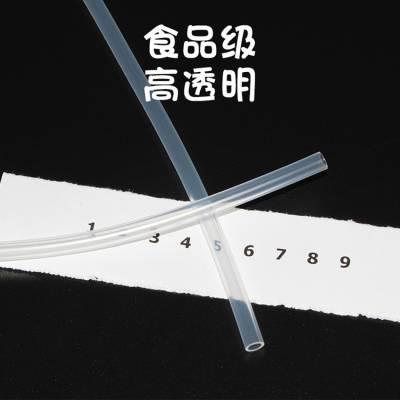 深圳安全无味食品级硅胶管供应厂家生产质量好_瑞祥硅胶