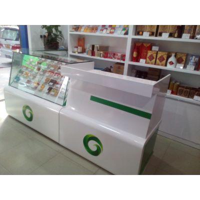 超市烟酒柜台货架烟柜尺寸陈列展示柜出售