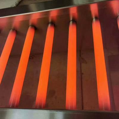 定制煤气烤肉炉 商用燃气烧烤炉 山东无烟木炭烧烤炉厂家