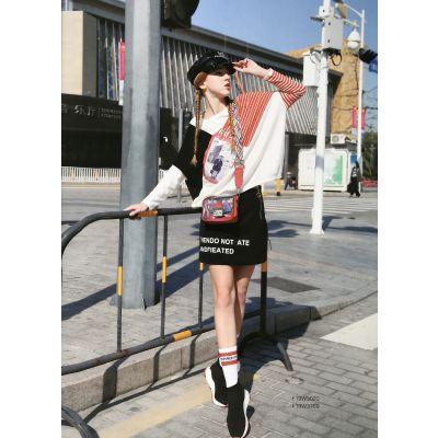 时尚潮牌女装万古汇品牌折扣尾单一手货源批发 直播进货渠道