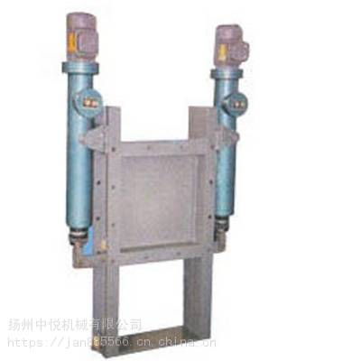 不锈钢电液动滑动式平板闸门厂家中悦液压