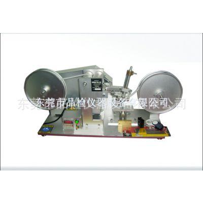 供应 RCA端子线纸带耐磨擦试验机 品检QC-222