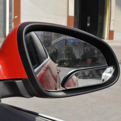 车库安全凸面镜 亚克力凹面镜 汽车后视镜 小圆镜凸面