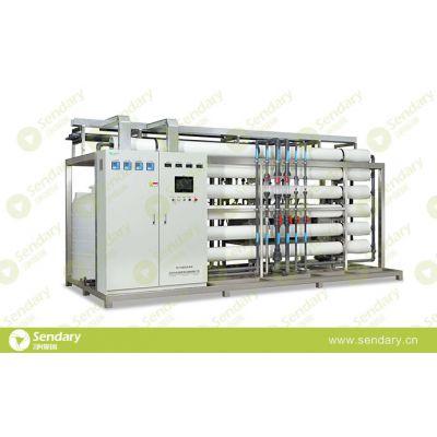 广州超纯水设备 采用全自动反渗透和EDI技术 科瑞供应